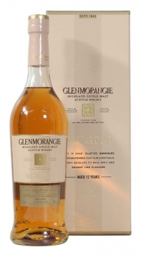 Glenmorangie 12 years Nectar d'Or Whisky 70cl