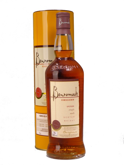 Benromach Origins 2000-2010/10 years Batch III Whisky 70cl