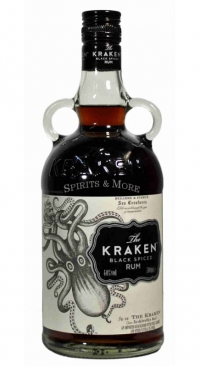 Kraken Black Speced Rum 70cl