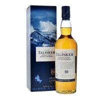 Talisker 10 years Whisky 70cl