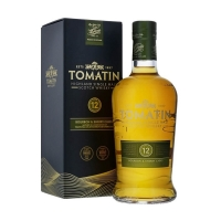 Tomatin 12 years Whisky 70cl
