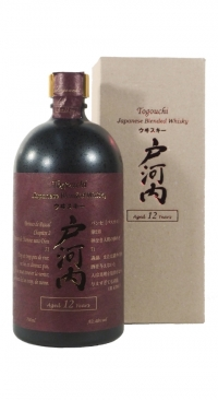Togouchi 12 years Whisky 70cl