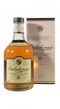 Dalwhinnie 15 years Classic Malt Whisky 70cl