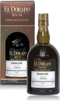 El Dorado Enmore 1993-2015 Rare Collection Rum 70cl