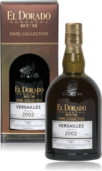 El Dorado Versailles 2002-2015 Rare Collection Rum 70cl