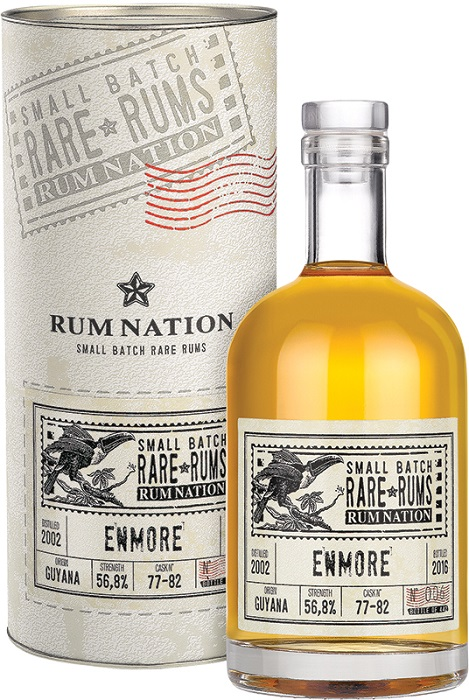 Rum Nation Enmore 2002-2016/14 years 70cl
