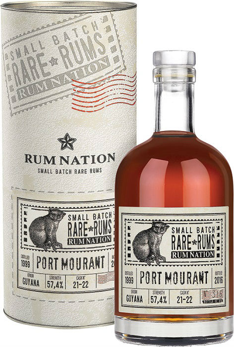 Rum Nation Port Mourant 1999-2016/ 17 years
