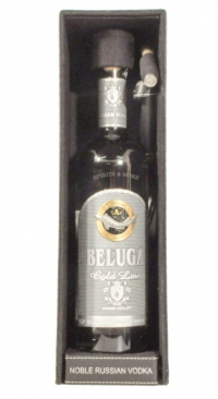 Beluga Gold Line Vodka 70cl