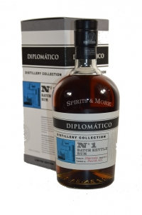 Diplomatico Distillery Collection NO1 Batch Kettle Rum 70cl