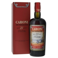 Caroni Aged 21 years Extra Strong 100% Trinidad Rum 70cl