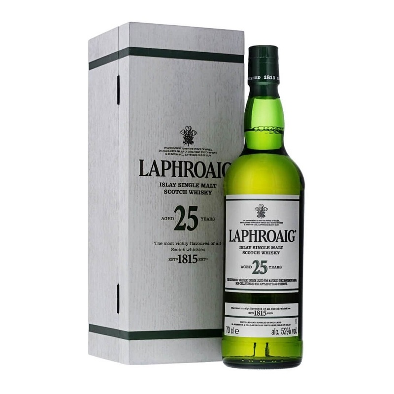 Laphroaig 25 Years Cask Strength 70cl