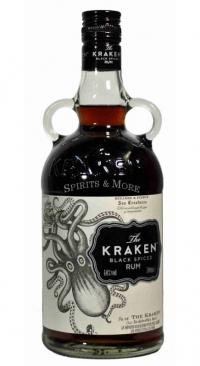 Kraken Black Speced