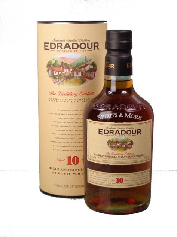 Edradour 10 years
