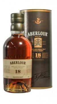 Aberlour 18 years 50cl