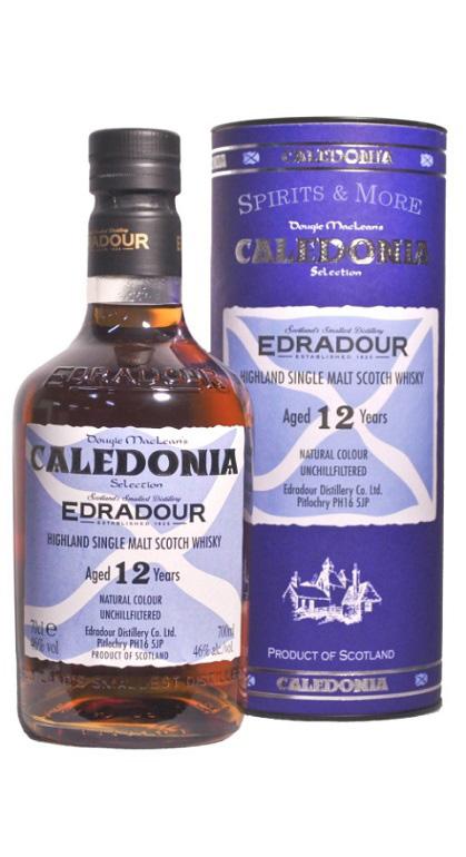 Edradour 12 years Calledonia