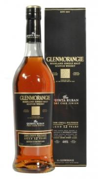 Glenmorangie 12 years Quinta Ruban