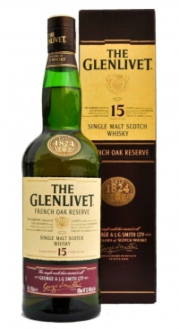 Glenlivet 15 years French Oak Reserve
