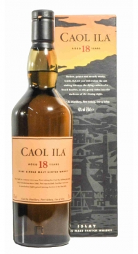 Caol Ila 18 years