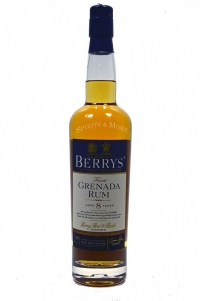 Berrys Rum Grenada 8 years
