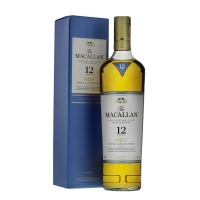 Macallan 12 years Triple Cask
