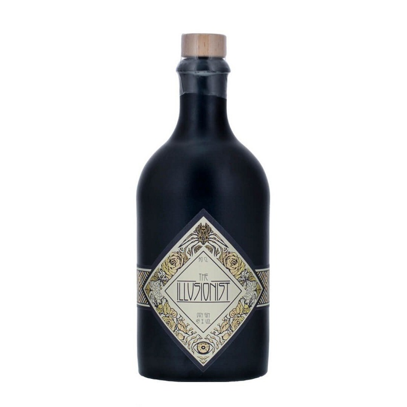 The Illusionist Dry Gin 50cl