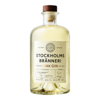 Stockholms Bränneri Oak Gin 50cl