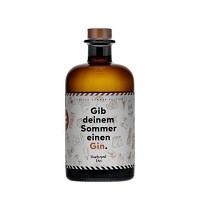 """Flaschenpost Gin """"Gib deinem Sommer einen Gin"""" limited Edition"""
