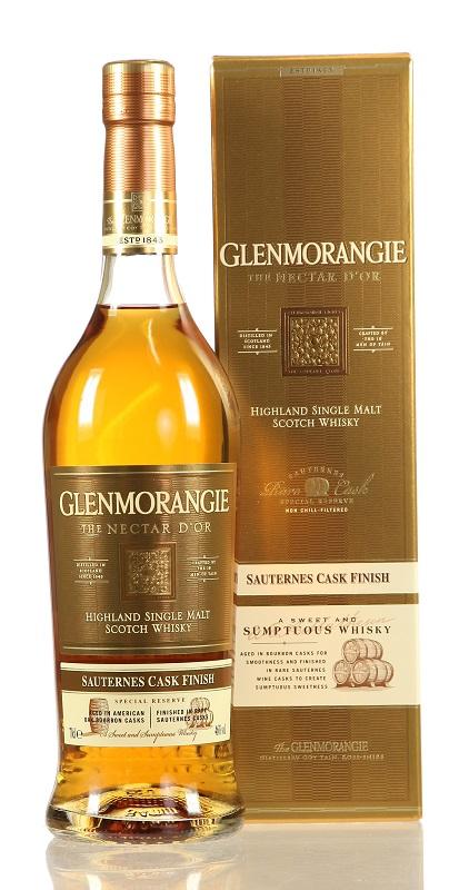 Glenmorangie Nectar D'Or Sauternes Cask