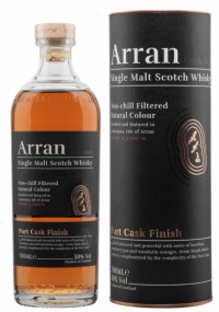 Arran Port Cask Finish 70cl